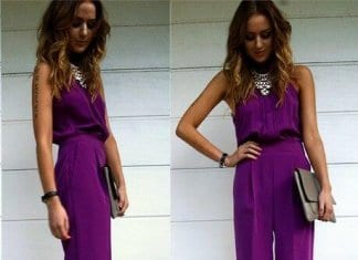 FASHIONABLE PURPLE OUTFITS TO WEAR ON WEDDINGS