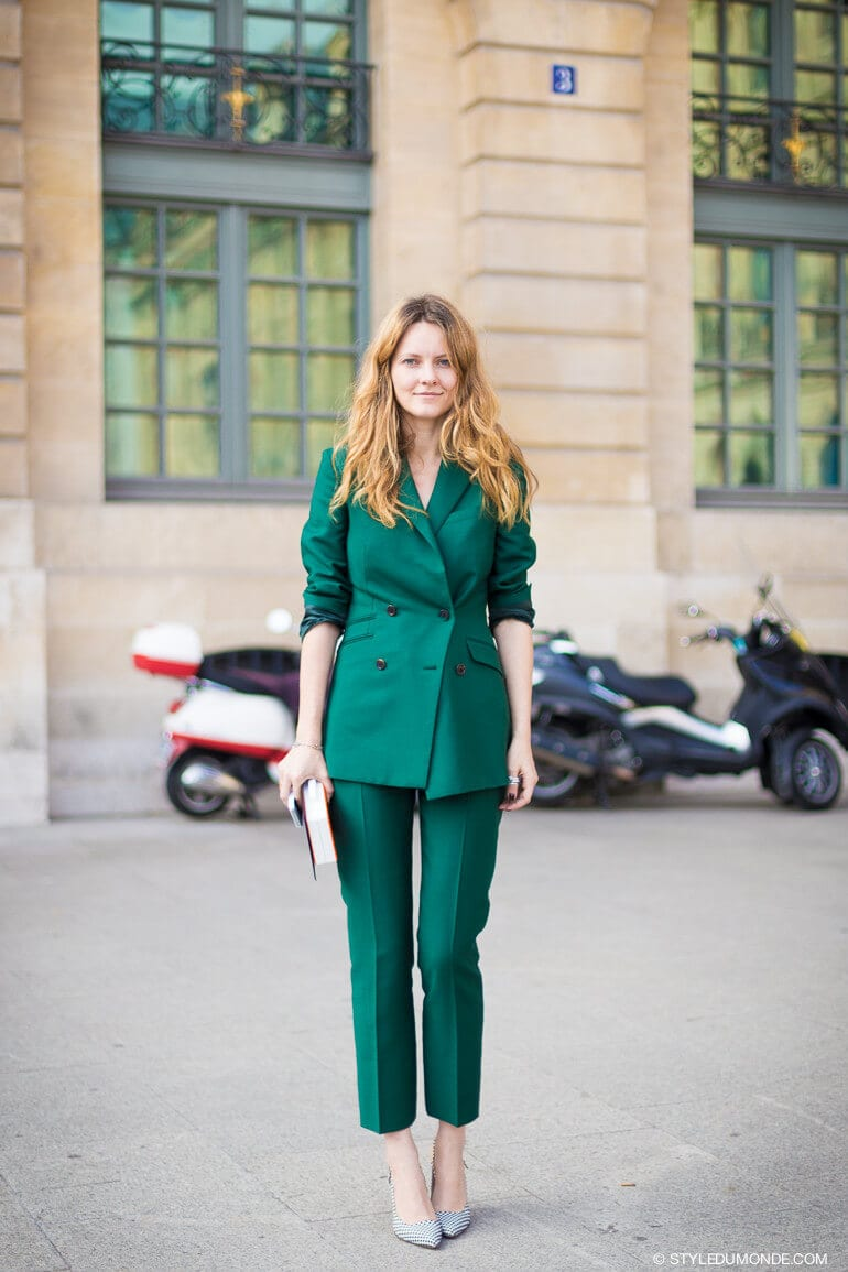 How to Wear Green Pants