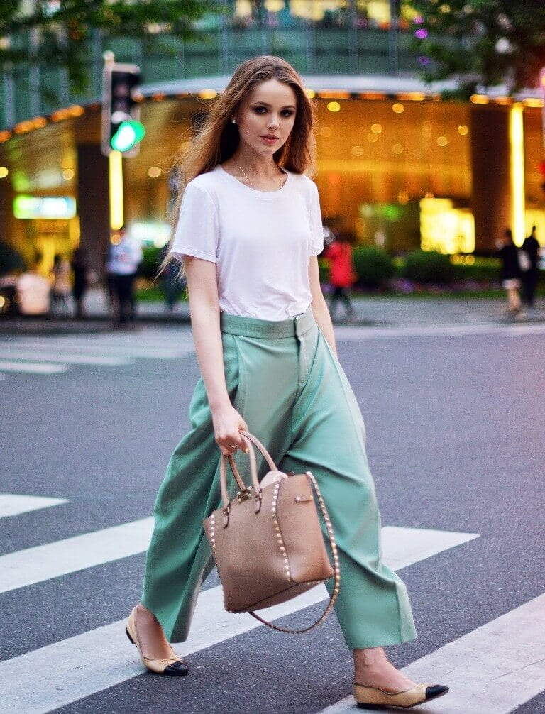 36bfcc71970c 6 Shades of Green: How to Wear Green Pants to Create Stylish Outfits