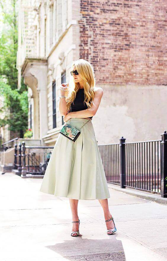 10 Rules for Dressing up an Apple Shaped Body like a Fashion