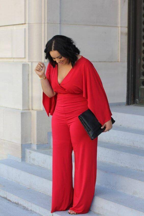 Outfit idea for plus size
