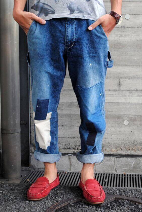 Baggy Jeans for man