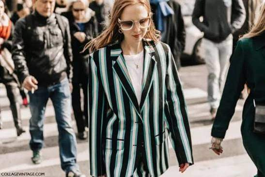 How to Style up a Suit Jacket?