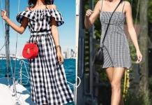 How to Wear Vichy Plaids Fashionably