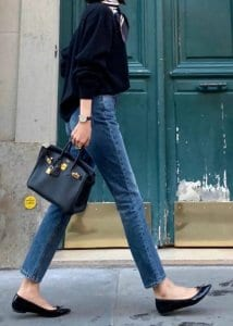 Ballerina flats and mules