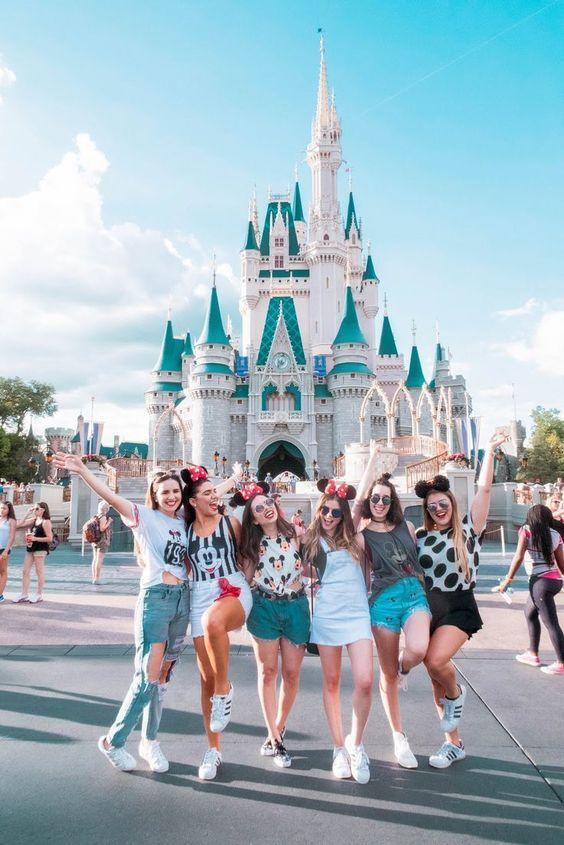 3 Tips on What to Wear to Disney World