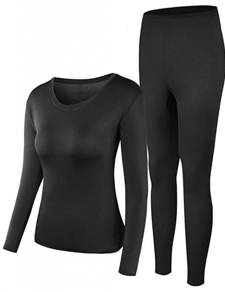 10 Best Thermal Underwear for a Cozy and Cute Winter Style