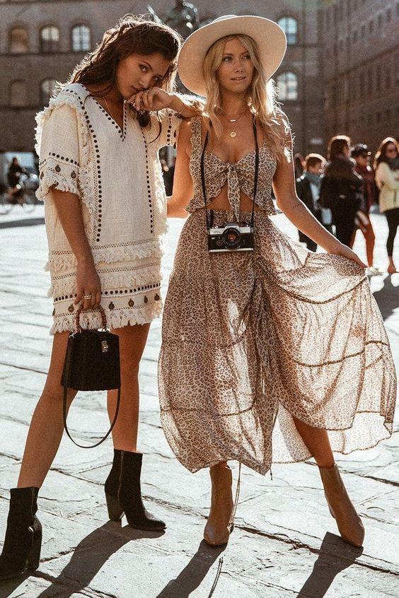 4 Tips to Take Your Bohemian Dress Style to The Next Level