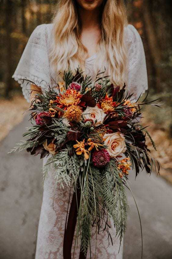 What To Wear To A Fall Wedding 30 Seasonal Amp Chic Outfits