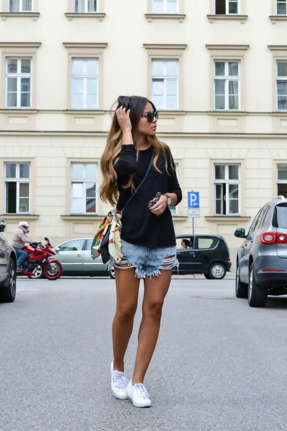 Shoes to Wear with Shorts
