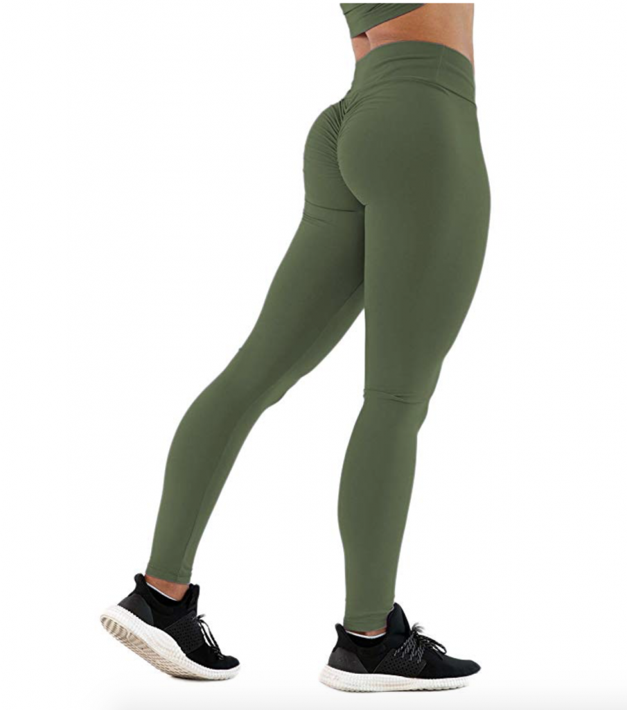 Amazing Round Ass the 10 best butt lifting leggings for a sexy outfit